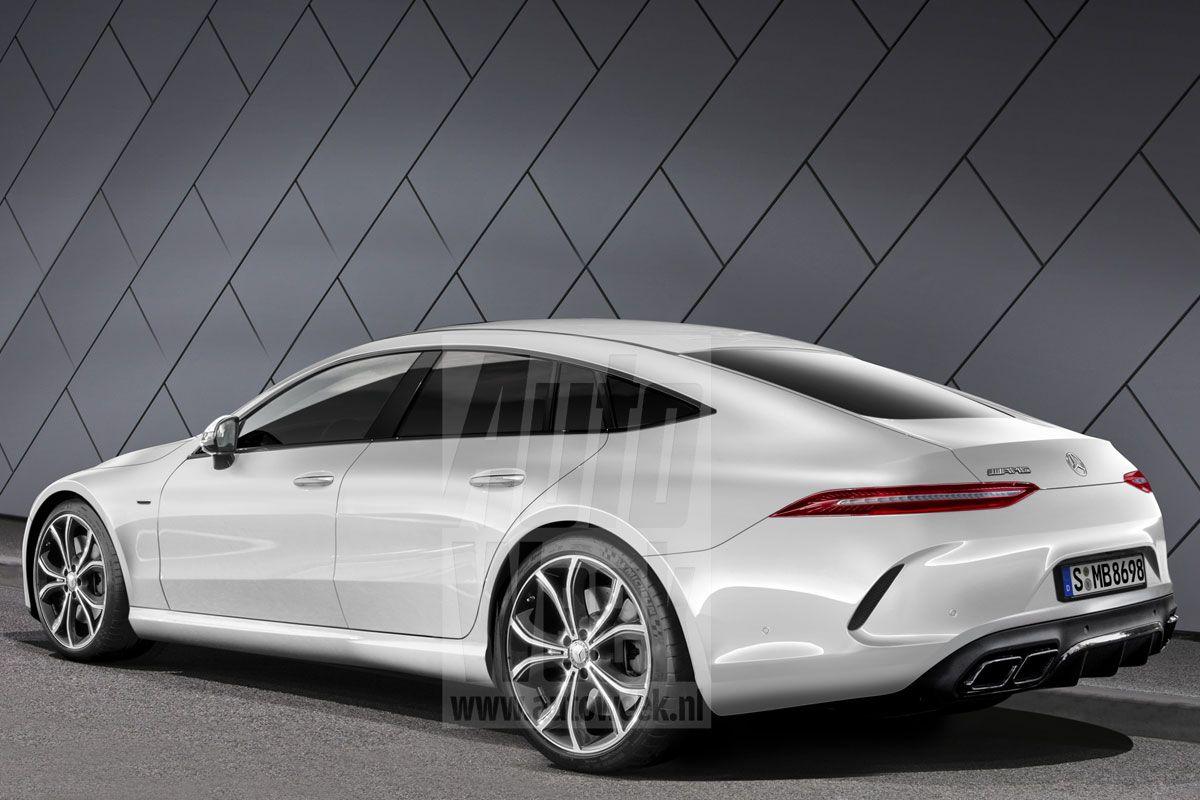 2017 - [Mercedes-AMG] GT4 Lmbyefvba1gn