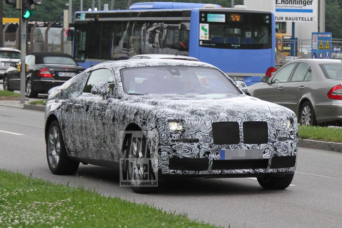 2013 - [Rolls Royce] Wraith M1fyfstb8faa