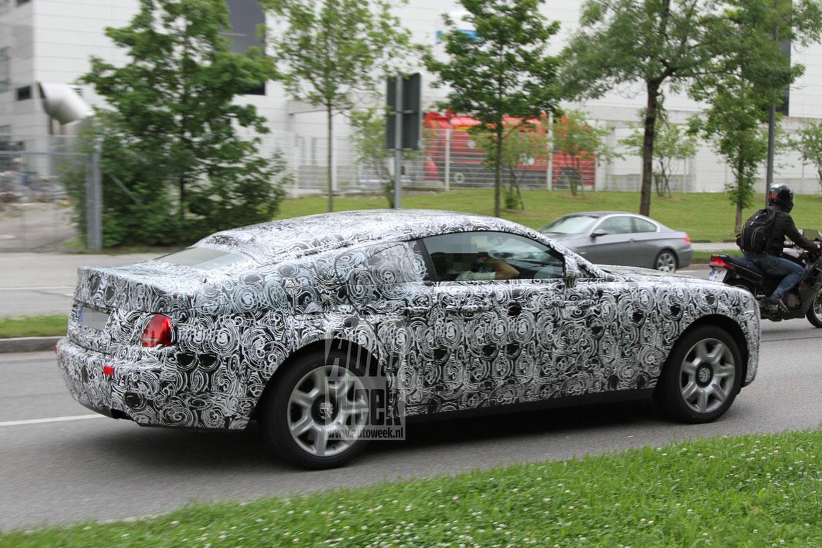 2013 - [Rolls Royce] Wraith M1fyfstbvha6