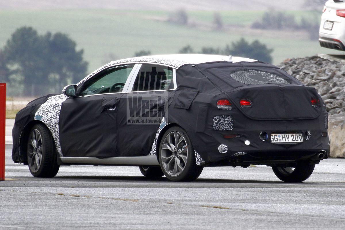 2017 - [Hyundai] i30 Fastback Mhtyljobdmvs