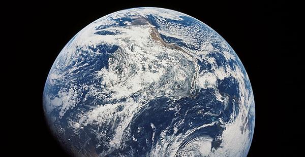 La Terre prise en photo à 1,5 milliard de kilomètres Earth