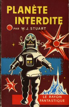 Planète Interdite de W.J. Stuart (SF) 47
