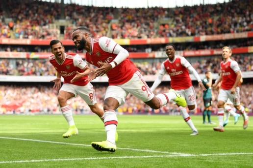 """Từ ngày ra mắt, Lacazette chính là """"số 1"""" của Arsenal 3a-1909"""