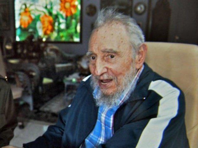 Fidel Castro is Dead Fidel-castro-super-old-afp
