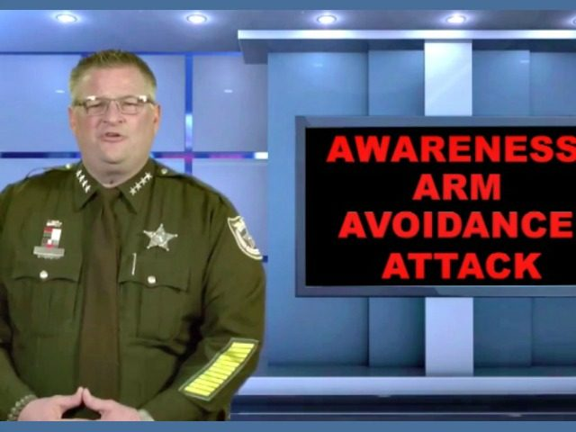 Sheriff: Be Armed, Be Mentally Prepared, Make Terrorists Defend Their Lives for a Change Sheriff-Wayne-Ivey-Facebook-640x480