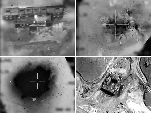 يديعوت احرنوت الاسرائيليه : كيف تمت عمليه ضرب مفاعل دير الزور النووي ؟ Syrian-nuclear-reactor-640x480