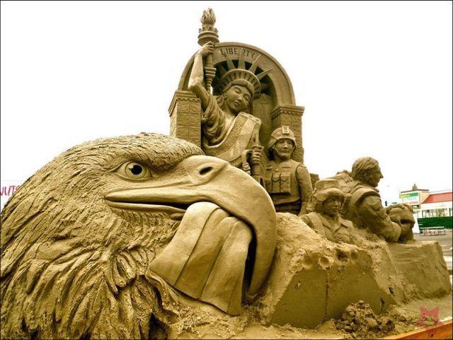 Un Art Ephémère Sculpture-sur-sable-24