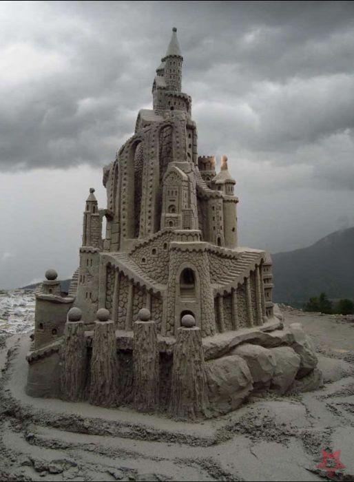 Un Art Ephémère Sculpture-sur-sable-32