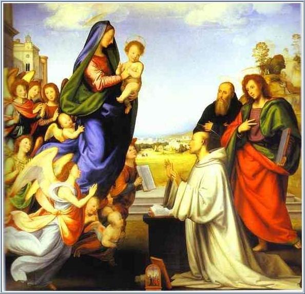 ✟Les Saints - Les Saintes du  Jour✟ Saint-bernard-clairvaux-429928_2