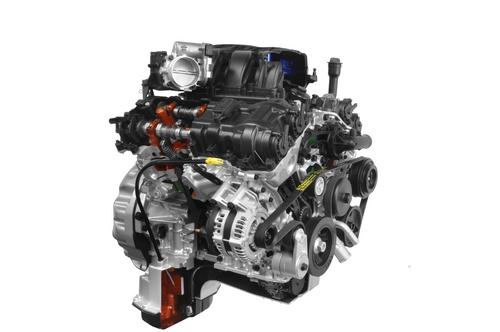 Новый двигатель Pentastar V-6 компании Chrysler ET010_007EP__mid
