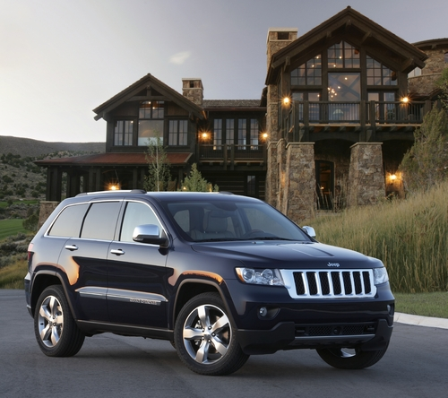 "Новый Jeep® Grand Cherokee 2011 модельного года получил титул ""2011 Urban Truck of the Year"" JP011_068GC__mid"