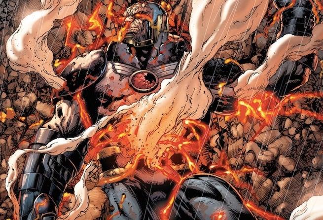 La Fin du Quatrième Monde - War of the New Gods Darkseid-153887