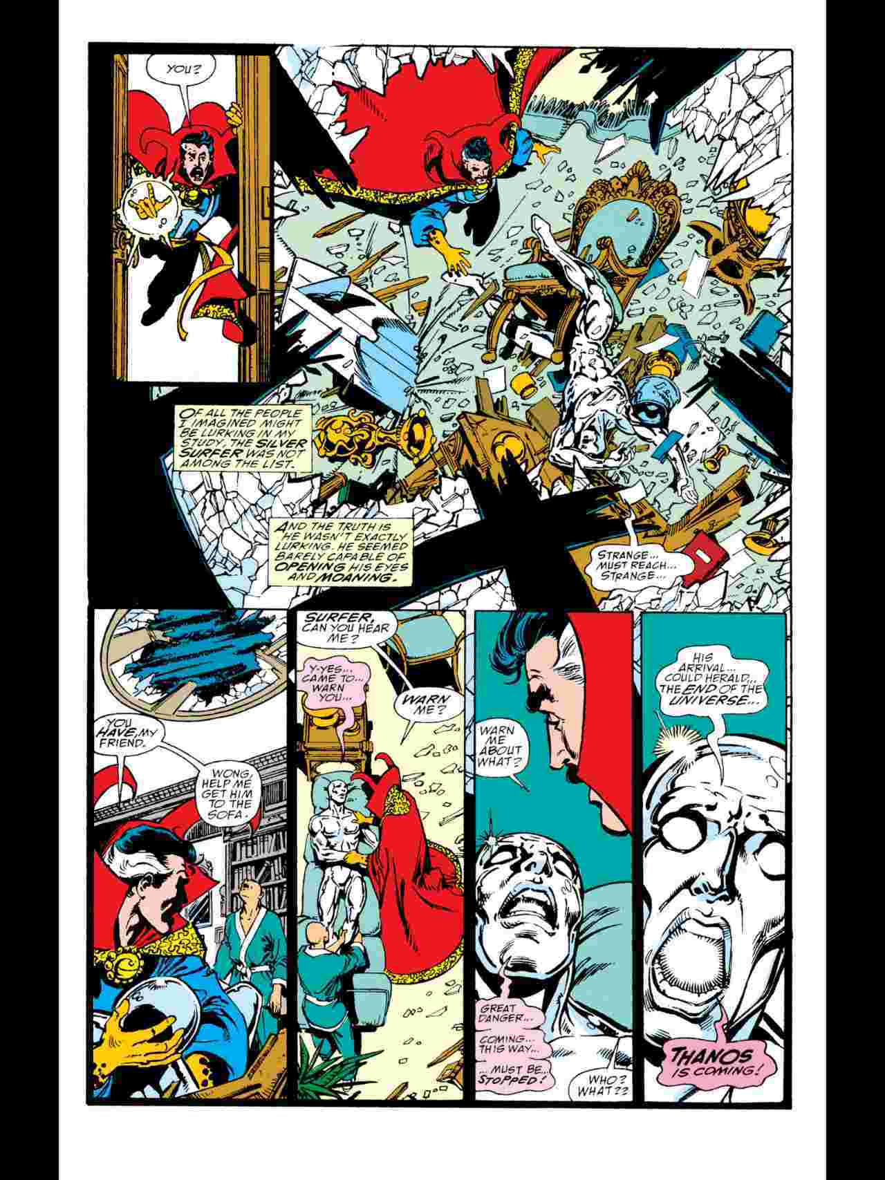 [Lo que se viene] Avengers: Infinity War - Página 3 Infinity-gauntlet-silver-surfer-doctor-strange-1096338