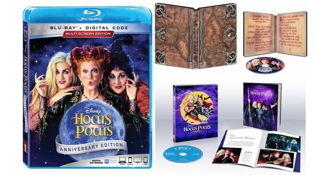 Hocus Pocus : Les Trois Sorcières [Disney - 1993] - Page 4 Hocus-pocus-25th-anniversary-blu-ray-1126998