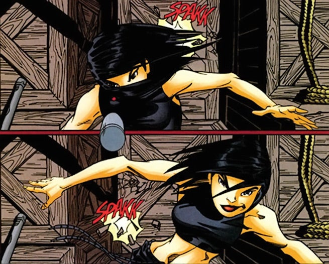[Jeu] Tournois DC Comics Hand-to-hand ! - Page 2 Batgirl-iii-dodge2-h-116316