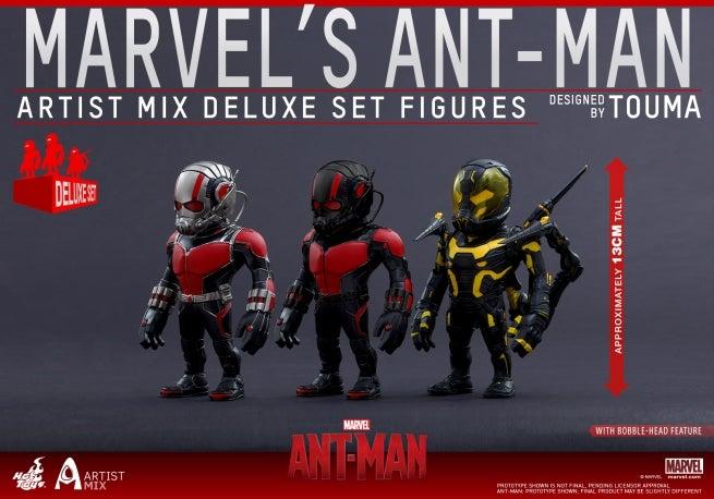 [CINEMA][Tópico Oficial] Homem-Formiga - Spoilers!! - Página 16 Hot-toys---ant-man---artist-mix-figures-designed-by-touma-deluxe-141348