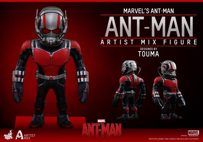 [CINEMA][Tópico Oficial] Homem-Formiga - Spoilers!! - Página 16 Hot-toys---ant-man---artist-mix-figures-designed-by-touma-deluxe-141350