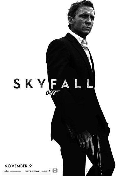 Últimas películas que has visto (las votaciones de la liga en el primer post) - Página 4 Skyfall_poster