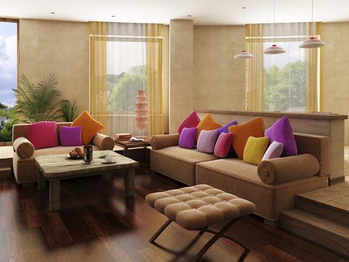 Conseil pour cuisine, salle à manger et salon d'un appartement neuf! Salon-marocain-main-4204306
