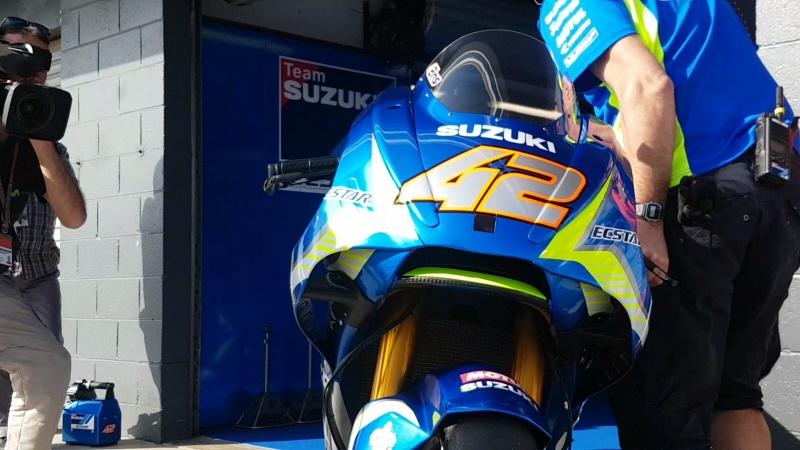 [MotoGP] Test Phillip Island AU1536003