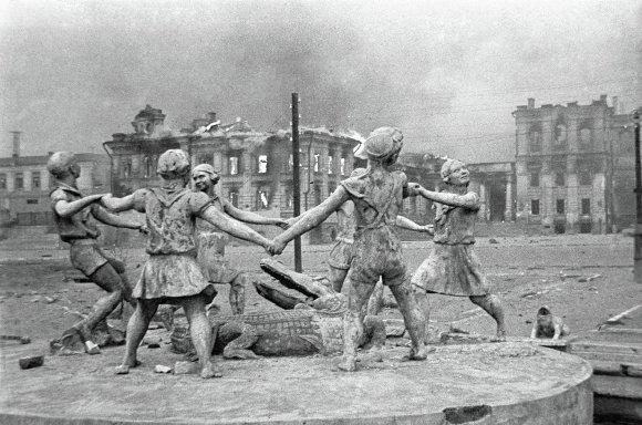 Un silencio nada casual - Atilio Boron - contiene vídeo sobre La batalla de Stalingrado - febrero de 2020 Batalla-de-stalingrado-13