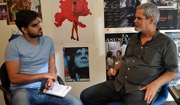 ¿Es posible unir lo mejor del capitalismo y el socialismo? Responde Enrique Ubieta (+ Video) Enrique-Ubieta-entrevista-4-580x339