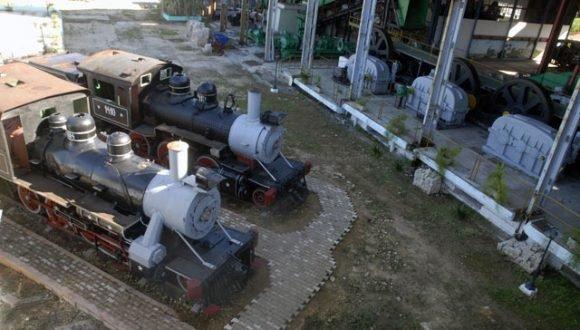 A 60 años del Triunfo: La industria cubana en constante revolución Patio-de-locomotoras-del-central-Jos%C3%A9-Smith-Com%C3%A1s-580x330