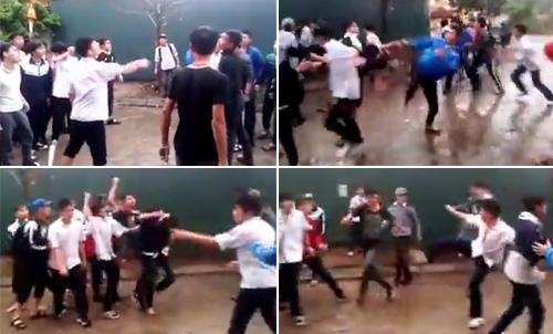 Chuyện trường lớp : Kinh nghiệm của các nước đối phó với bạo lực học đường Bao-luc-hoc-duong