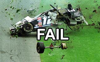 صور حلوه ومعبره NASCAR-FAIL