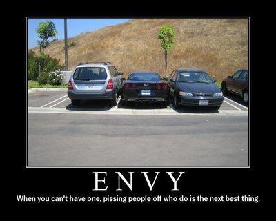 Motivational Posters Envy