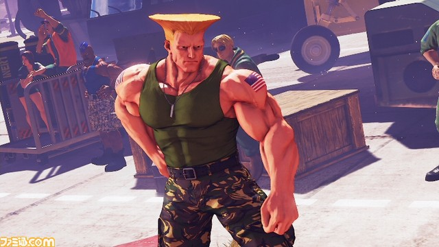 Street Fighter V 28_guilecostume04