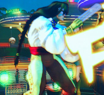 [news]street fighter 4 080818_vega