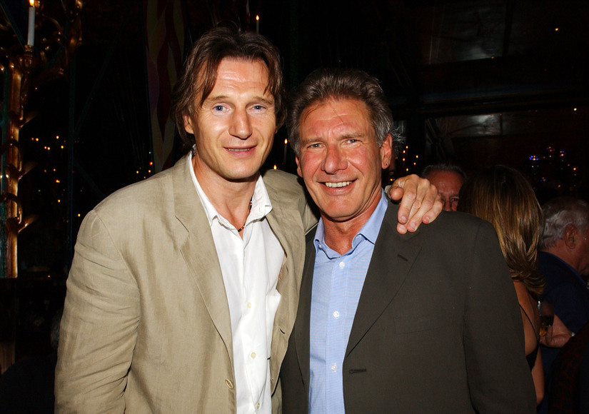 ¿Cuánto mide Harrison Ford? - Altura - Real height 2234522-825x580