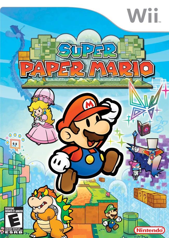 Super Paper Mario [Wii] Supersuperpapermariowiicopy