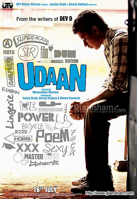 UDAAN (2010) con RAJAT BARMECHA + Jukebox + Sub. Español + online Udaan-01