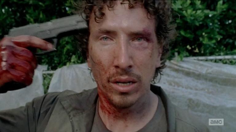 The Walking Dead [série] Koh Lanta en Zombieland Walking-dead-s06e03-nicholas