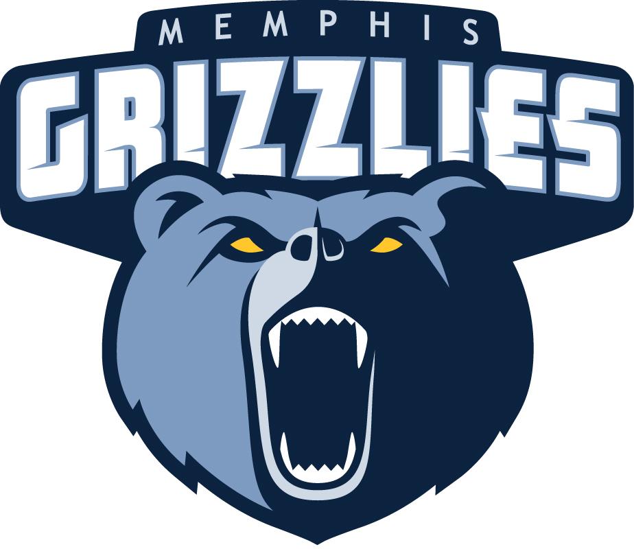 Saison 2018 - 2019 MemphisGrizzliesprimarylogo_zps8c452259