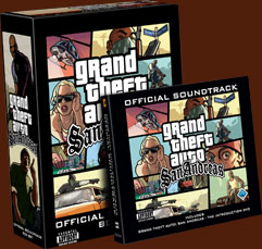 Grand Theft Auto: San Andreas Official Soundtrack