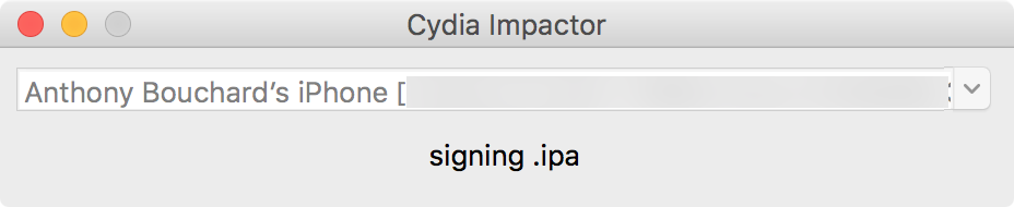 Pangu 1.1 Jailbreak For iOS 9.3.3 Released With 'Embedded Certificate' Option Cydia-Impactor-side-loading-process