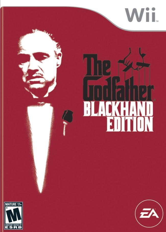 NGamer Issue 9 Godfather_Wii_US_front