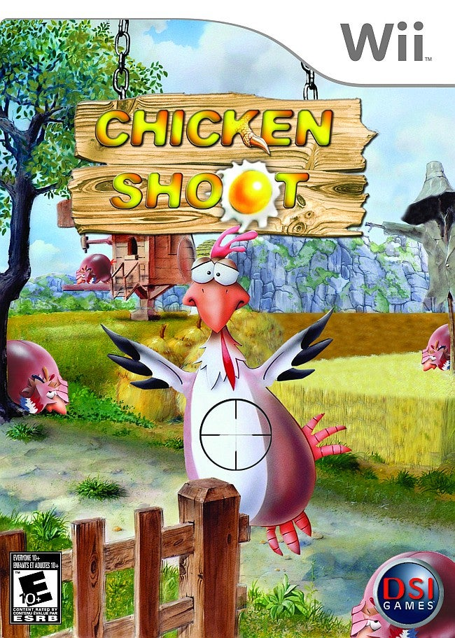 NGamer Issue 14 (October 2007) ChickenShoot_WII_US