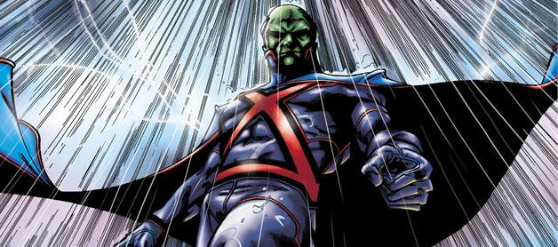 [WoA] Les Atlantes Rebelles attaquent Coast City ! 43_MartianManhunter