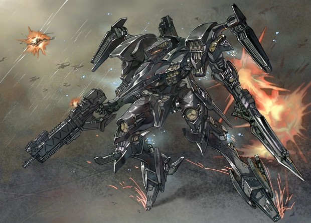 What I'm active in as for now (2015) Armored.Core.full.458379