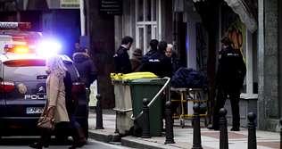 Muertes en las calles. 30.000 personas sin cobijo en España... Europa... G29P4F1