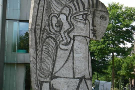 La sculpture du XXe siècle, qui me plaît 00009570_normal