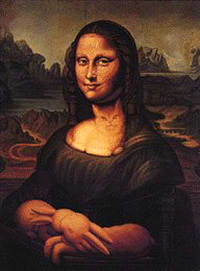 Razne Mona Lize Mona-lisa