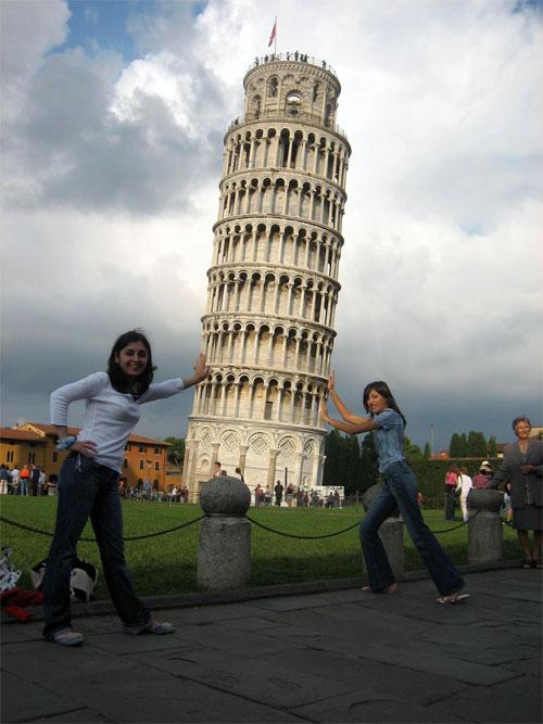 Пизанская башня Pizza_tower