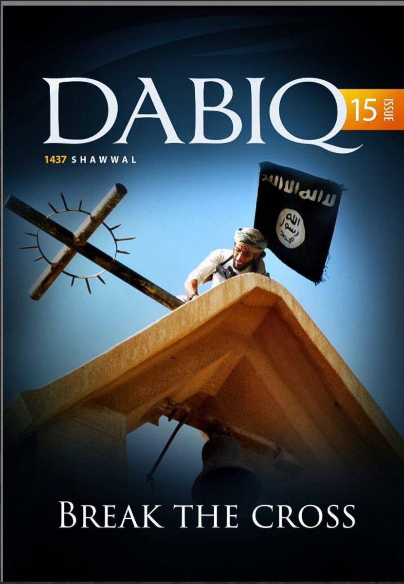 panislamisme ou la guerre de 1400 ans Dabiq15