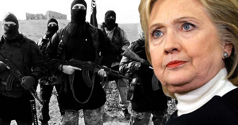 Ce que cache le discours contre les Conspirationnistes: l'État contre la République Hillary-clinton-isis