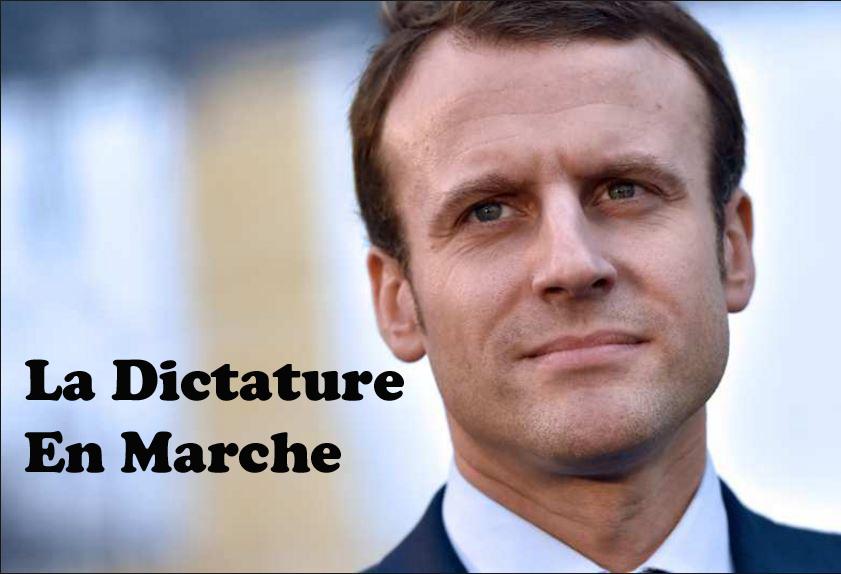 Facebook, Google, Soros... la dictature moderne Macron-copie